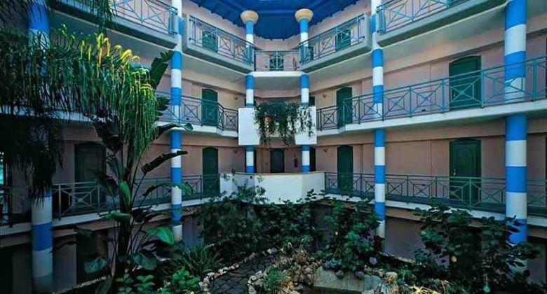 interni del Resort